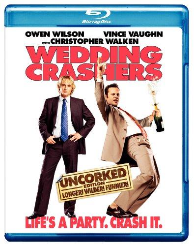 Wedding Crashers [Blu-ray] - Seller: Better World Books [+Peso($26.00 c/100gr)] (MMV)