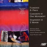 #4: Florence Price: Concerto in One Movement