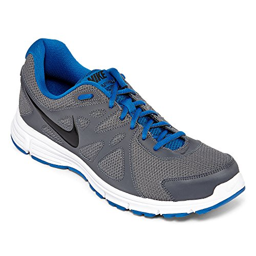 Best Nike Mens Revolution 2 Running Shoe (7.5, Dark Grey ...