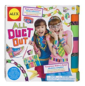 ALEX Toys Craft All Duct Out