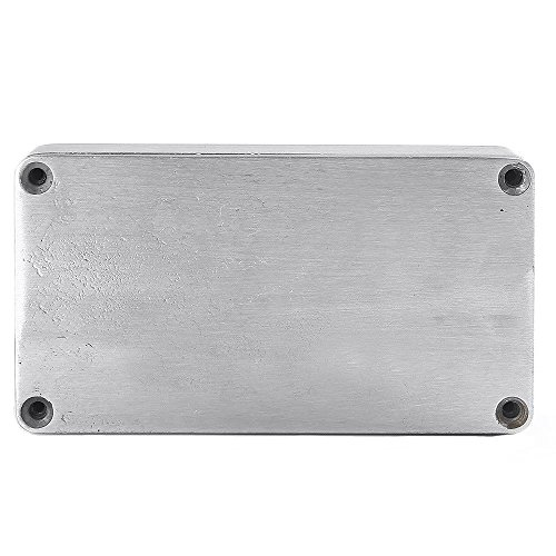 8346d974b4 E Support 1590B 115x65x35mm Aluminum Metal Stomp Box Case Enclosure Guitar  Effect Pedal Pack of 3