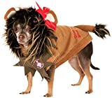 Rubie's Wizard of Oz Pet Costume, X-Large, Cowardly Lion Hoodie