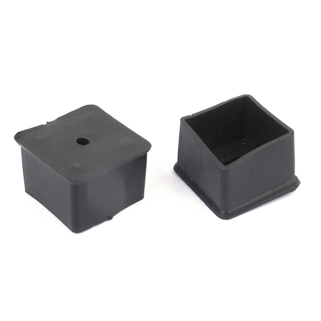 Sourcingmap Gummi Möbel Tisch Stuhl Fuß Bein Gap Tip Pad Cover Protector 2