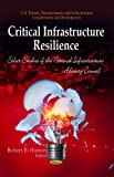 Critical Infrastructure Resilience, , 1626189005