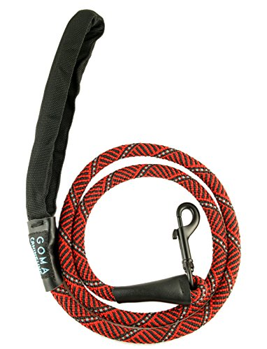 best-soft-reflective-dog-training-leash-chew-resistant-4ft-bright-nylon-increased-safety-for-night-w