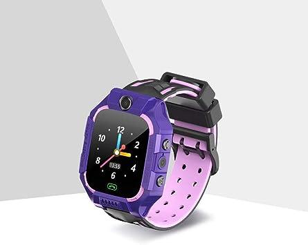 NUOCAI Smartwatch para niños - Smartwatch antipérdida para niños ...