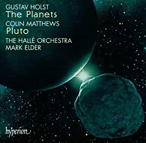 Holst: The Planets, Matthews: Pluto