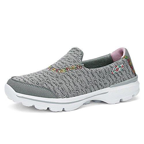 Women's Slip Out Mesh Toning On Gary adil Sneaker set Platform Fitness Crochet Work Shoes qtfgw5