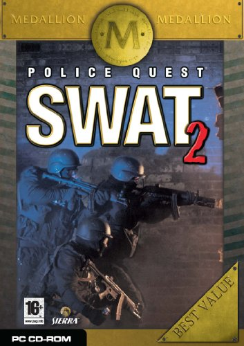 (Police Quest : SWAT 2 (PC-CD) Brand New & Sealed)