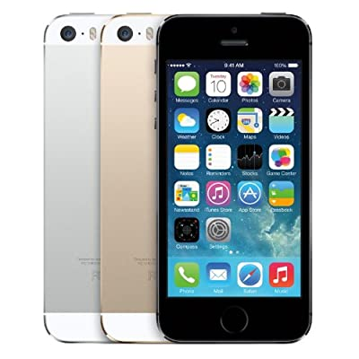 Apple iPhone 5s + OtterBox Case 4