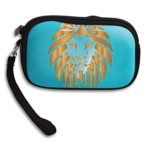 Lion's Bag Printing Small Deluxe Receiving Portable Purse Head qaqrxwC