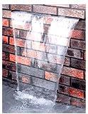Sheer Descent stainless steel 46'' Sheer Descent