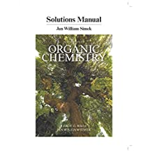 Student's Solutions Manual for Organic Chemistry