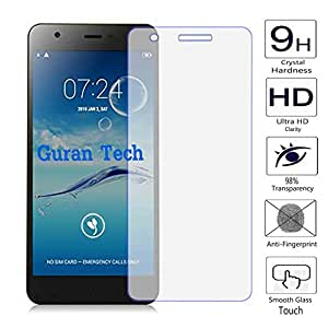 Guran® Protector de Pantalla Vidrio Cristal Templado Para JIAYU S3 Smartphone Film