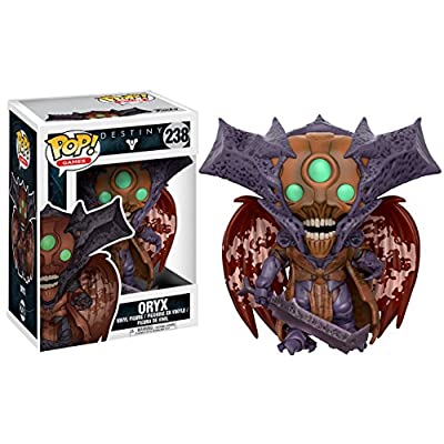 Funko Pop! Games: Destiny -Oryx Action Figure: Funko Pop! Games:: Toys & Games