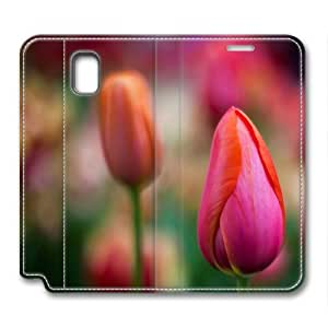 Beautiful Flower Native Design Leather Cover for Samsung Galaxy Note 3 by Cases & Mousepads