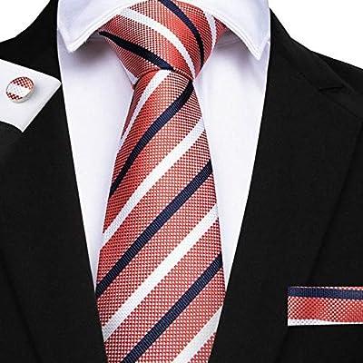 QEHWS Corbata Corbatas para Hombres Corbata Novio Banquete De Boda ...