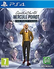 Hercule Poirot: The First Cases (PS4/)