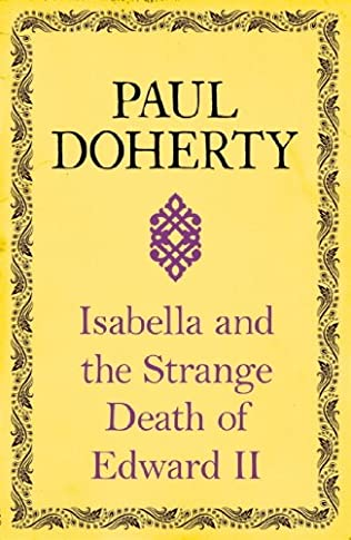 book cover of Isabella and the Strange Death of Edward II