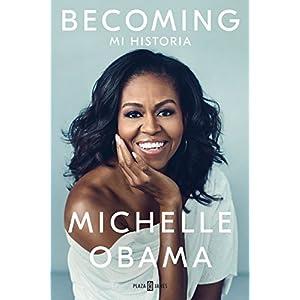 Mi historia [Becoming] de Michelle Obama | Letras y Latte