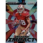 e11fa7594 2018 Panini Prizm Instant Impact Prizm  18 Dante Pettis 49ers Football Card.