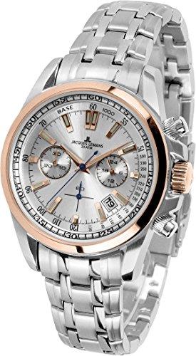 Jacques Lemans Liverpool 1-1117.1ZN Mens Chronograph Design Highlight