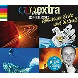 GEOlino extra Hör-Bibliothek – Abenteuer Erde und Weltall: Die Box: Abenteuer Erde, Die geheimnisvolle Welt der Ozeane, Das Universum, Sterne und Planeten