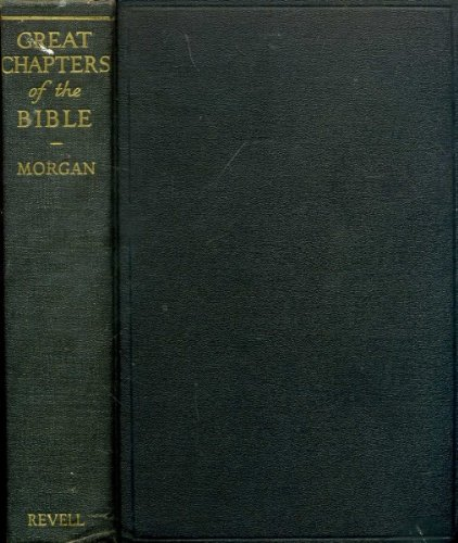 Great Chapters of the Bible
