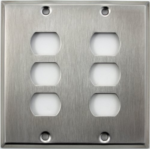 Steel Despard Wall Plate - 7