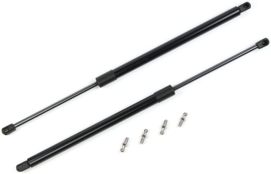 WTKSOY New 2PCS SG330077 Rear Hatch Tailgate Liftgate Lift Supports Struts Gas Spring Shock Fit 07-14 Cadillac Gmc Chevy