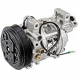 Brand New Premium Quality AC Compressor & A/C Clutch For Honda And Isuzu - BuyAutoParts 60-01421NA New
