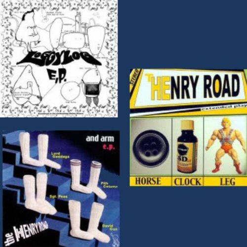 1974 Arms - Loggy Log, Horse, Clock, Leg and Arm [Explicit]