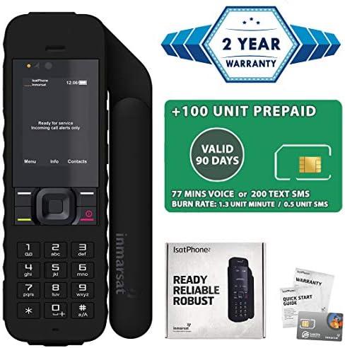 Unlocked IsatPhone Satellite Phone Prepaid product image