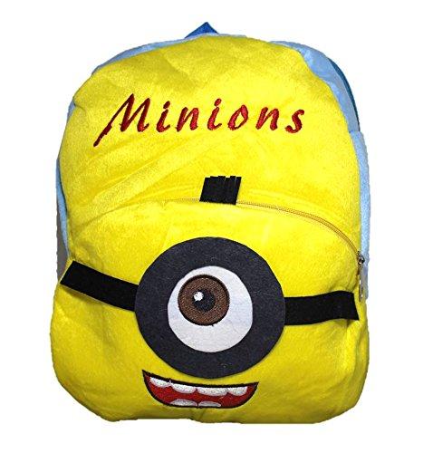 ToyJoy Minion school bag for kids 30cm