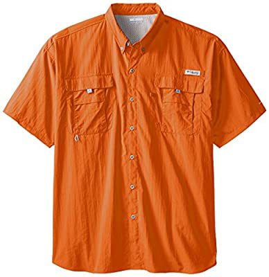 Columbia Men's Big Bahama Ii Short Sleeve Shirt