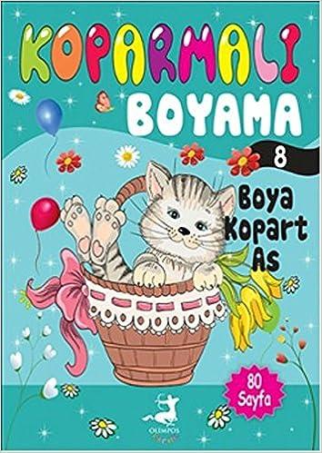 Koparmali Boyama 8 Selma Turhan Kolektif 8690102848062 Amazon