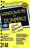 Windows 95 for Dummies, Greg Harvey, 0764501836