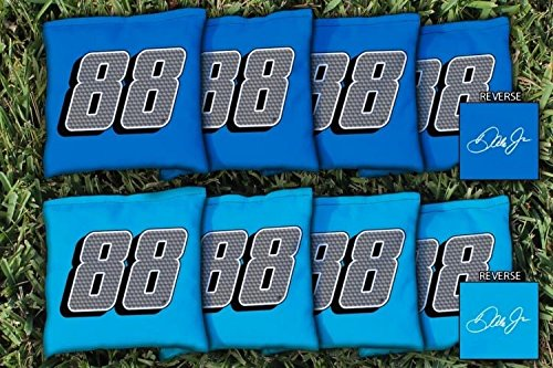 Victory Tailgate 8 NASCAR Dale Earnhardt Jr. #88 Regulation All Weather Cornhole Bags by Victory Tailgate