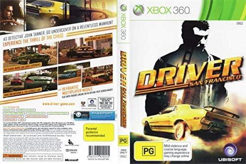 Driver San Francisco By Ubisoft Xbox 360 Amazon Ae