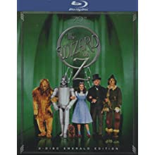 The Wizard of Oz [Blu-ray] (1939)