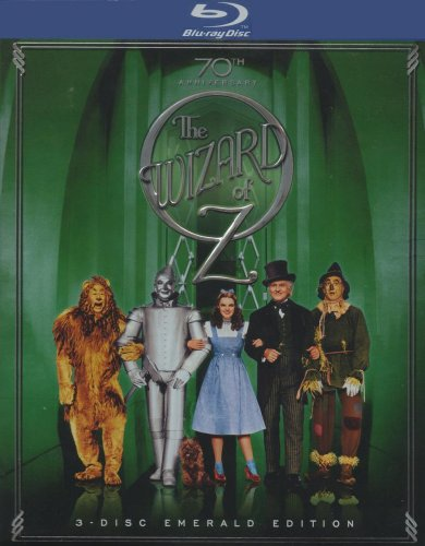 The Wizard of Oz [Blu-ray] (Disney Treasures Annette)