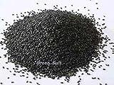 Raw Black Sesame Seeds- Hulled, 5 lb
