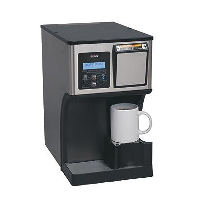 Amazon Bunn My Cafe Ap Auto Eject Pod Brewer Single Serve