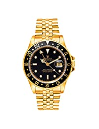 Rolex Gmt-master automatic-self-wind mens Watch 16758 (Certified Pre-owned)