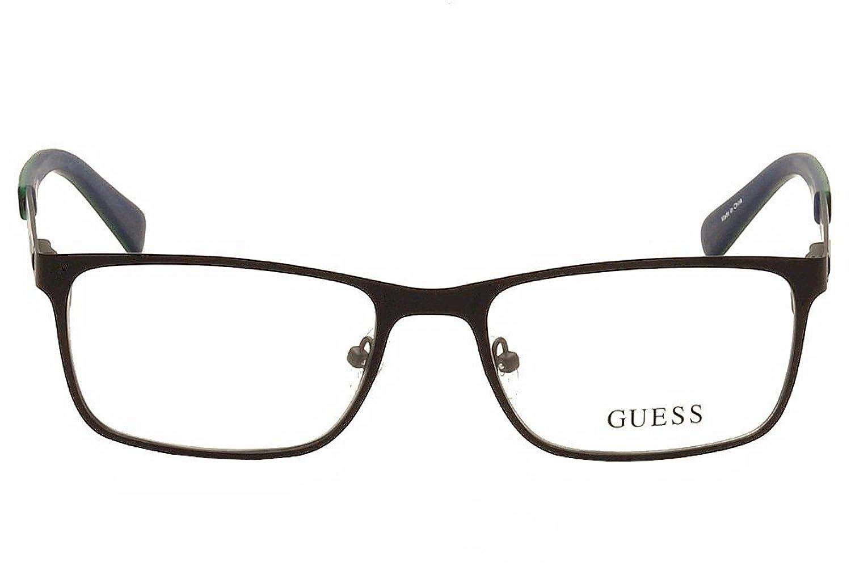 Eyeglasses Guess GU 1885 GU1885 002 at Amazon Men\'s Clothing store: