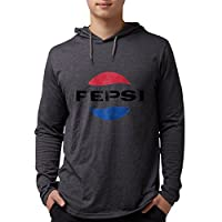 CafePress Pepsi Vintage Logo Mens Hooded Shirt