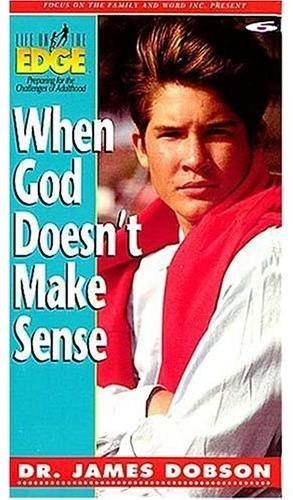 When God Doesn't Make Sense VHS Tape