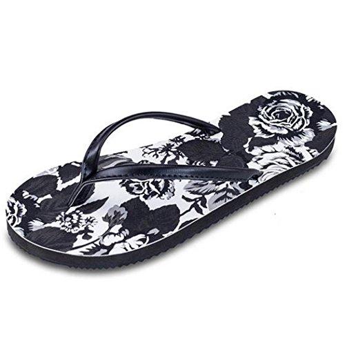 Gabriera - Sandalias de poliuretano para mujer blanco