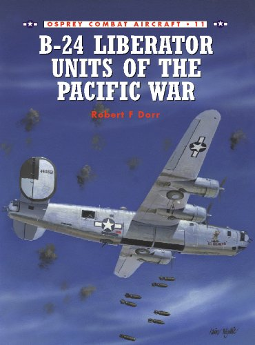 B-24 Liberator Units of the Pacific War (Combat Aircraft for sale  Delivered anywhere in USA