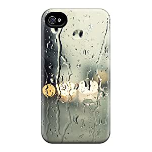 New Arrival Premium 4/4s Case Cover For Iphone (water)